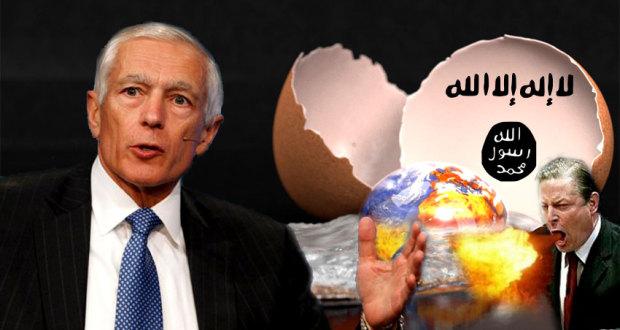 Westley Clark: La Guerre en Syrie est Causée par les Changements Climatiques westley clark global warmin 620x330