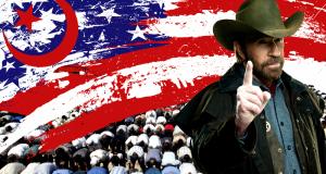 Chuck Norris est Tanné d'Accomoder les Musulmans chuck norris tired accomodating muslims 300x160