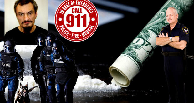 Un Gars Appelle le 911 Parce que sa Femme lui a Volé sa Coke 911 idiot 1 620x330