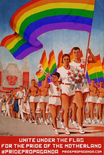 GAYCOMMIE  Les 'Objectifs' Communistes Comprennent la Promotion de l'Homosexualité comme Étant 'Naturel et Sain ' GAYCOMMIE