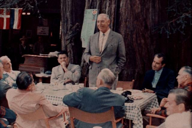 bohemian-grove  Richard Nixon Nous Parle du Bohemian Grove bohemian grove