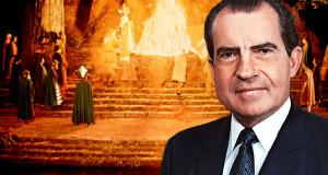 Richard Nixon Nous Parle du Bohemian Grove nixxon bohemian groove 300x160