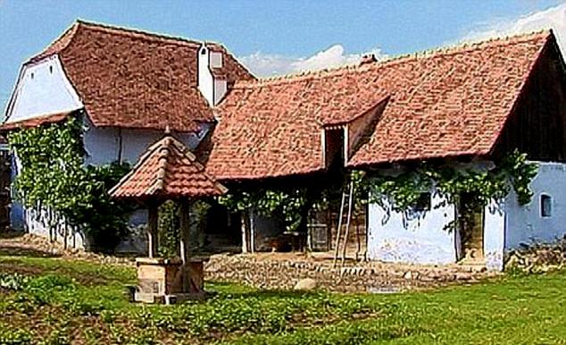 house-transylvania  La Famille Royale Britannique Descend de Dracula house transylvania