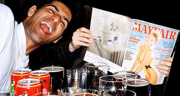 Saoul Mort et Gelé comme une Balle: Le Passé Secret d'Anjem Choudary drunk anjem choudary 620x330 620x330