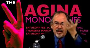 David Horowitz vous dit ce qu'il Pense des Monologues du Vagin David Horowitz on the Vagin 300x160