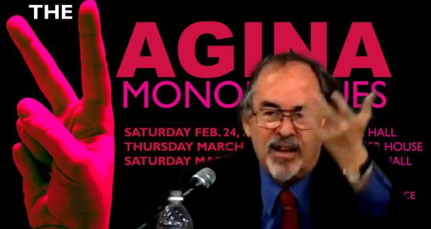David Horowitz vous dit ce qu'il Pense des Monologues du Vagin David Horowitz on the Vagin 620x330