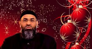 S'il Revenait, Jesus se Convertirait à l'Islam, selon Choudary anjem choudary merry christ 300x160