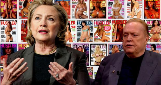 Larry Flynt Endosse Hillary Clinton pour la Présidence larry flint endorses hillar 1024x590 620x330