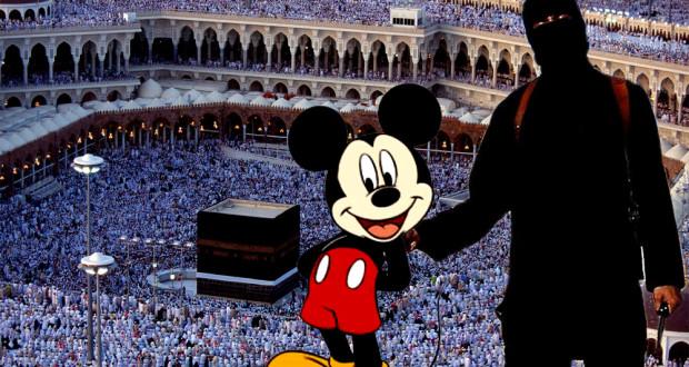 Mickey Mouse Doit Être Éxécuté selon les Autorités Islamiques mickey mouse must die 620x330