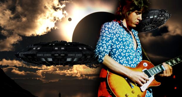 Mick Taylor et les OVNIS Mick Taylor Rolling Stone UFO 620x330