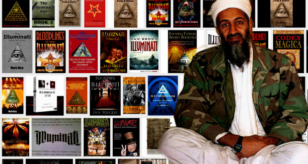 La Liste des Bouquins de Ben-Laden: Il Était un 'Conspirationniste' si on Croit ce que Raconte la NSA bin laden was a conspiracy  620x330