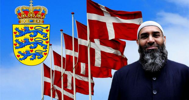 Anjem Choudary: La Sharia s'en Vient au Danemark sharia coming to denmark 620x330